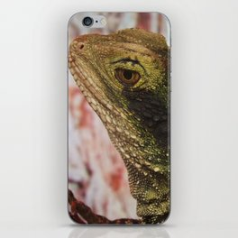 Don't Even Blink iPhone Skin