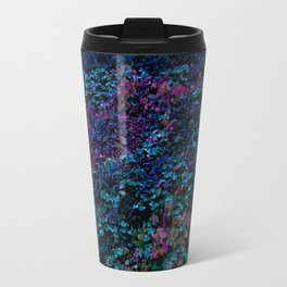 Cotoneaster in Cold Colours Travel Mug