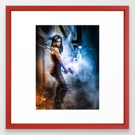 The New Prometheus Framed Art Print