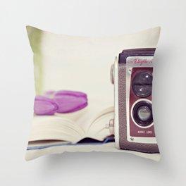 The Duaflex Throw Pillow