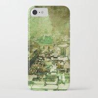 vienna iPhone & iPod Cases featuring Vienna 01 by Corrinna