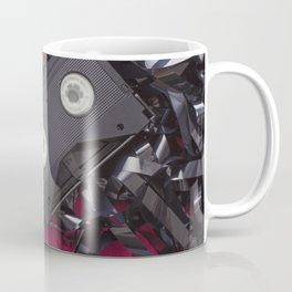 Beta Composition II Coffee Mug