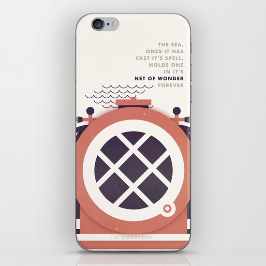 Astronautical: The Final Frontiers iPhone & iPod Skin