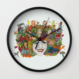 SWEET DEE Wall Clock