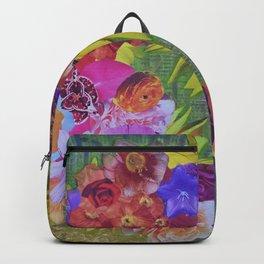 The Floral Imagination Dragon Backpack