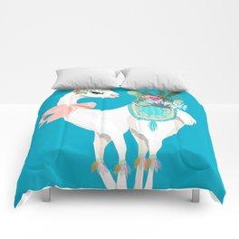 My little lama Comforters