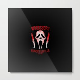 Scream Metal Print