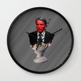 Will Vision Wall Clock