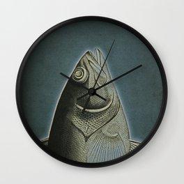 Piscibus 5 Wall Clock