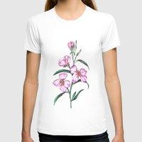 botanical T-shirts featuring Botanical Illustration  by Sobottastudies