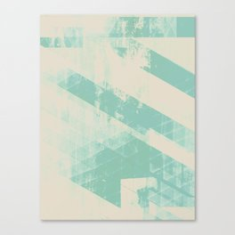 winter_abstract Canvas Print