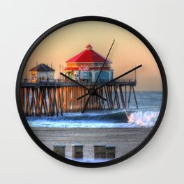 Early Morning Delight  * H.B. Pier Wall Clock
