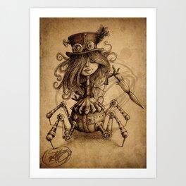 #3 Art Print