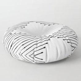 Geo Floor Pillow