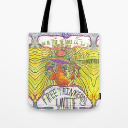 Free Thought Tote Bag