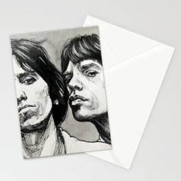 Keith & Mick Stationery Cards