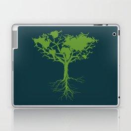 Earth Tree Laptop & iPad Skin