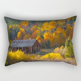 Hope Valley Fall Colors Festival, Sierra Nevada Rectangular Pillow
