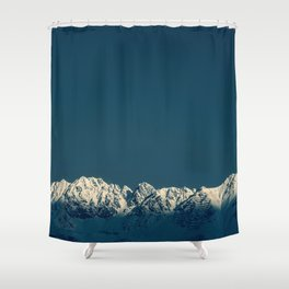 Nordkette Innsbruck Austria Ultra HD Shower Curtain