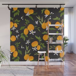 Kumquat Wall Mural