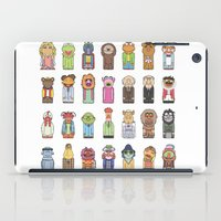muppets iPad Cases featuring Muppets by Big Purple Glasses