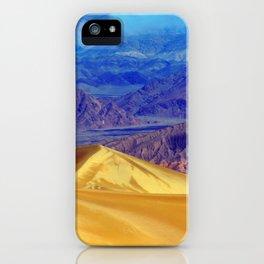 Death Valley iPhone Case
