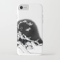 conan iPhone & iPod Cases featuring old ass conan by RandomRobot