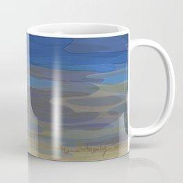 Sandwich Pond Coffee Mug
