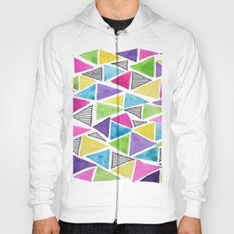 Geometric doodle Hoody