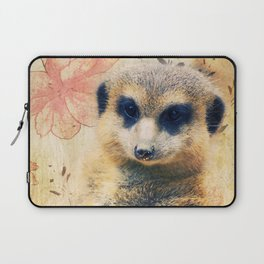 Mrs. SURICATE Laptop Sleeve