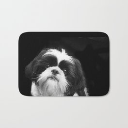 Shih Tzu Dog Bath Mat