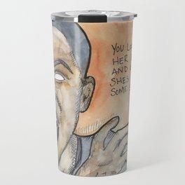Poussey OITNB Travel Mug