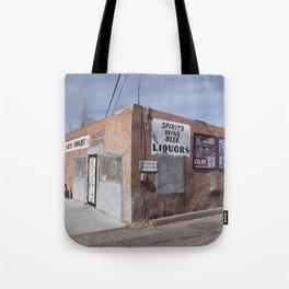 Liquor Store Española Tote Bag