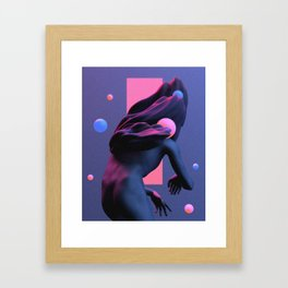 weary III Framed Art Print