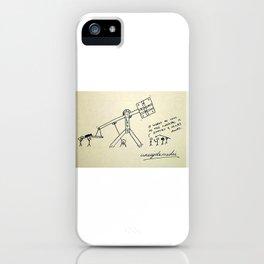 Catapult iPhone Case
