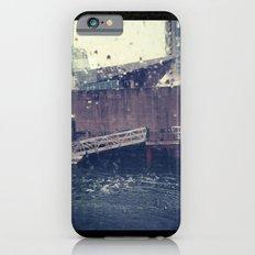 Droplets On Boston Harbor iPhone 6s Slim Case