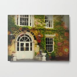 Swift Bar in Dublin, Ireland Metal Print