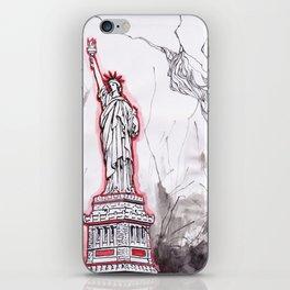 Statue of Liberty  iPhone Skin