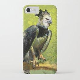 Harpy Eagle iPhone Case