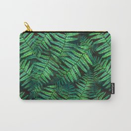 Among the Fern in the Forest Carry-All Pouch