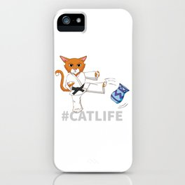 #Catlife iPhone Case
