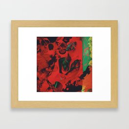 Insomniac Framed Art Print