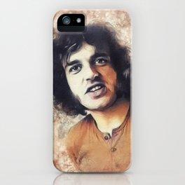 Joe Cocker, Music Legend iPhone Case