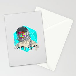 Psychonaut - Light Stationery Cards