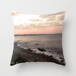 A Bit Of Paradise Throw Pillow