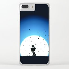 Stand Up Clear iPhone Case