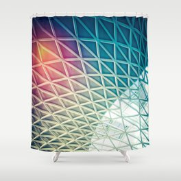 CANOPY 02G Shower Curtain