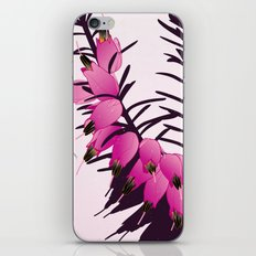 'Heather' iPhone & iPod Skin