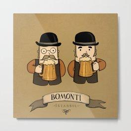Bomonti, Istanbul Metal Print