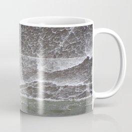 Heron on the Spillway Coffee Mug
